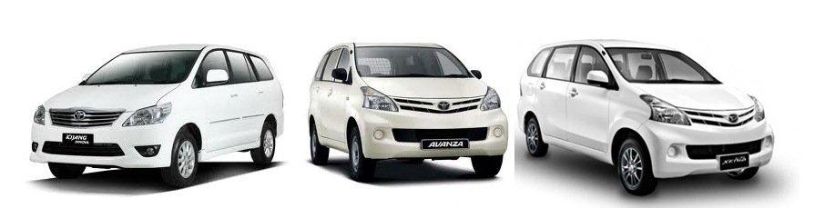 penyedia jasa sewa mobil di Yogyakarta