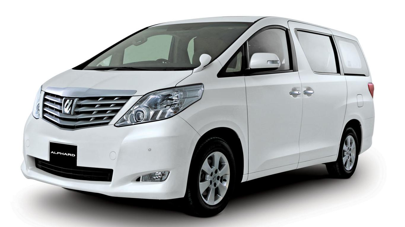 Toyota Rent A Car Indonesia