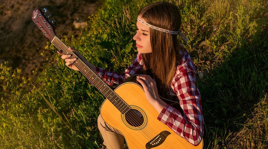 Mengisi liburan dengan musik