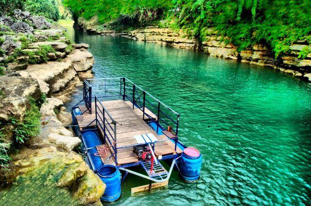 Sungai Oya Jogja