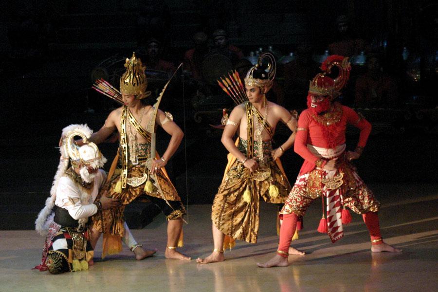 Budaya Ramayana Jogja