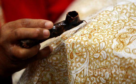 Batik Khas Jogja di Giriloyo