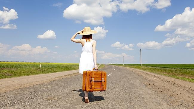 Cewek solo-travelling ke Jogja