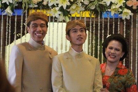 Pernikahan Solo Gibran