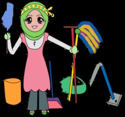 Bersih-bersih dan Menata Rumah Jelang lebaran