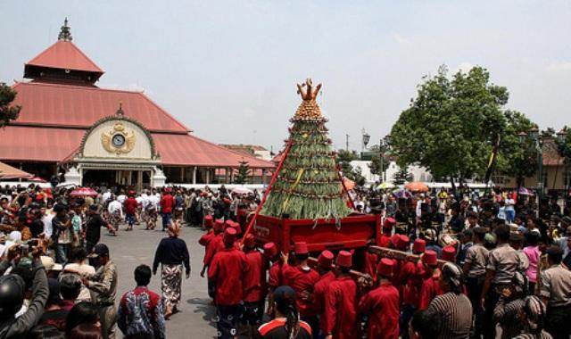 Tradisi Lebaran di Yogyakarta