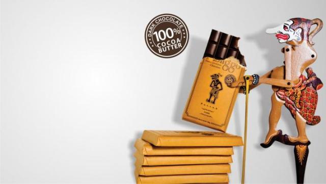 Coklat Monggo, Alternatif Buah Tangan dari Jogja