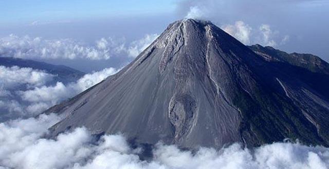 Gunung Merapi Jogja