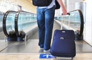 Tas Koper untuk Perjalanan
