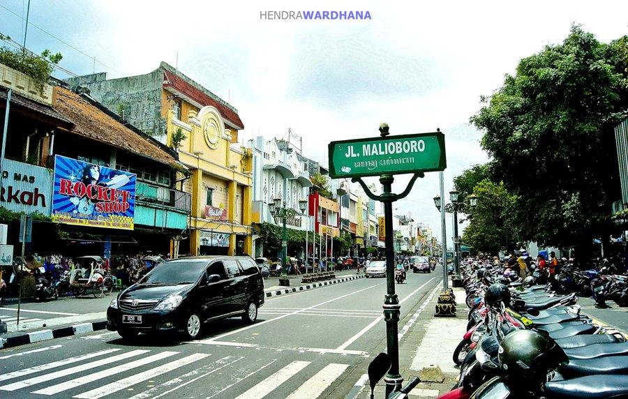 Yogyakarta, Malioboro Rental Mobil