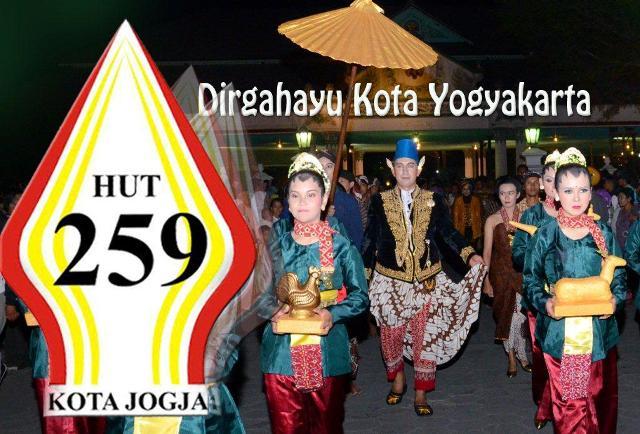 Ilustrasi HUT ke-259 Kota Yogyakarta