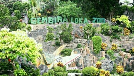 Ilustrasi Gembiraloka Zoo