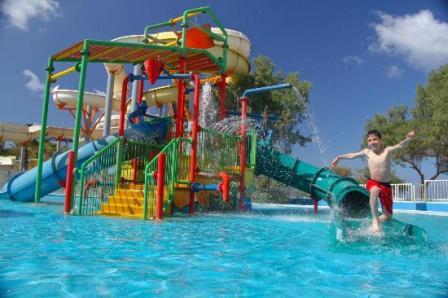 Ilustrasi Kids Fun Park, Jogja