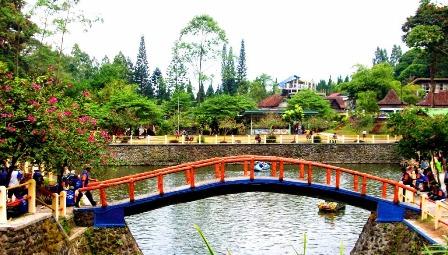 Telaga Puteri, Kaliurang