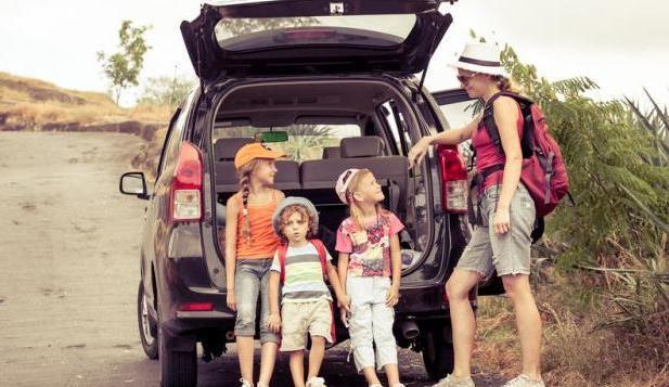 Tips Anak Nyaman Selama Perjalanan