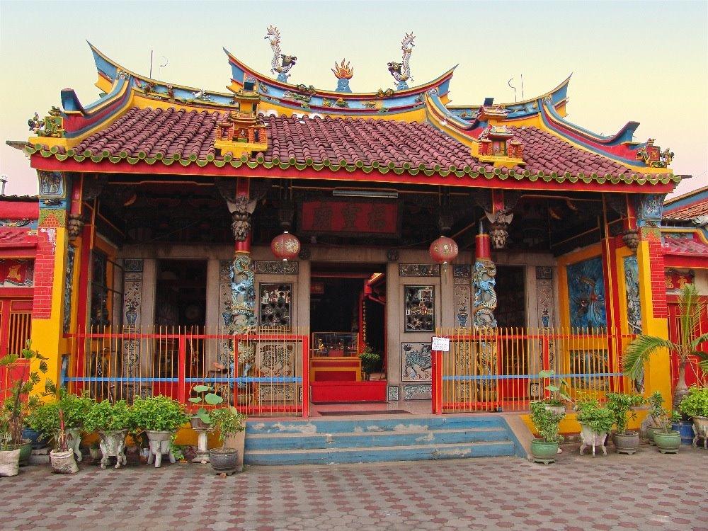 Klenteng Gondomanan/Hok Tik Bio/ Klenteng Buddha Prabha