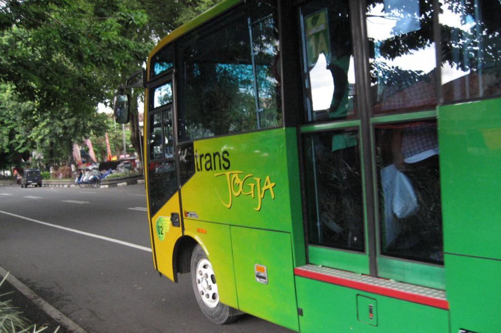 Transportasi Yogyakarta - TransJogja