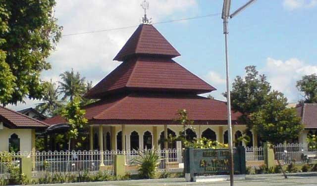 Masjid At-Taqwa Yogyakarta