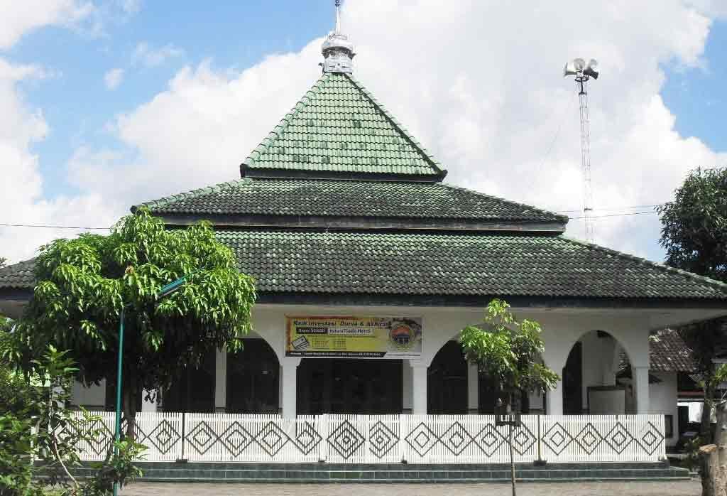 Masjid Nurul Islam Yogyakarta