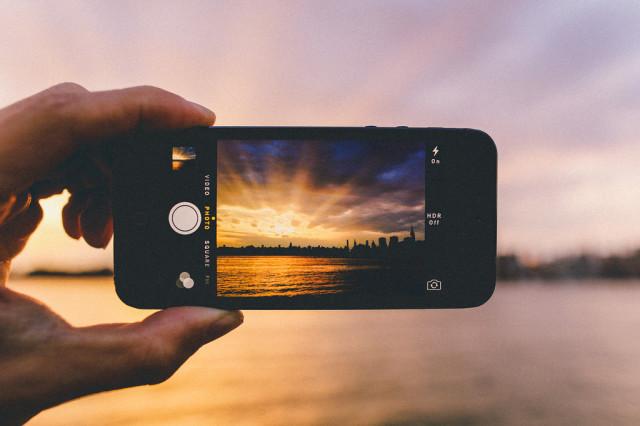 tips menggunakan kamera ponsel