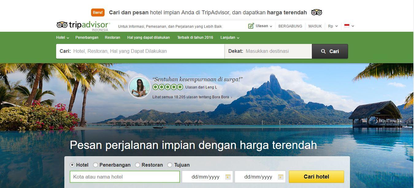 Baru Mulai Traveling? 9 Rekomendasi Website Ini Wajib Dibaca!  KASKUS
